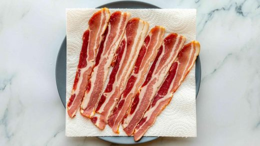 Crispy Microwave Bacon - Nom Nom Paleo®
