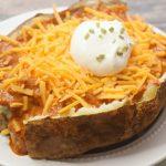 Twice Baked Potatoes - I Am Homesteader