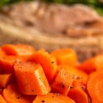 How to Steam Carrots in the Microwave - Baking Mischief