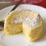 Keto Microwave Cheesecake in a Mug - Healthy Recipes Blog