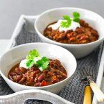 Microwave chilli recipe   BBC Good Food