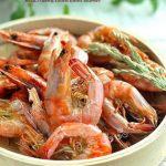 👨🍳Recipe: Microwave dried shrimp   Home Cooking Recipes🍽️