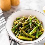 How To Microwave Asparagus ♥