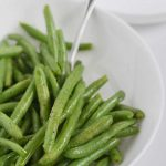 Microwave Green Beans - Meatloaf and Melodrama