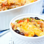 How to make a Microwave Mexican Casserole | Just Microwave It