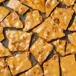 Peanut Brittle (Easiest Microwave Recipe!) - Cooking Classy