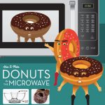 How To Make Donuts In The Microwave | Team Breakfast