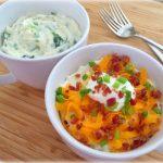 Microwave Mug Mashed Potatoes Recipe Video - Average Betty