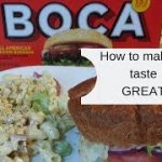 Question: How to cook boca burger? – Kitchen