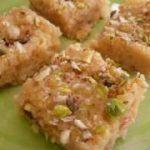 Quick Kalakand – Indian Milk Burfi Recipe – ShowMeTheCurry.com