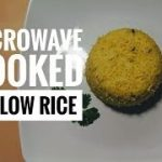 HOW TO COOK YELLOW RICE IN A MICROWAVE - YouTube