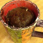 Mexi-Mocha Chocolate Mug Cake - The Crafty Chica