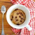 Single-Serving Chocolate Chip Cookie - Life In The Lofthouse