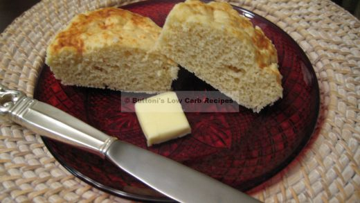 Microwave Biscuits – Buttoni's Low-Carb Recipes