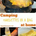Omelet In A Bag – Homemade Ginger