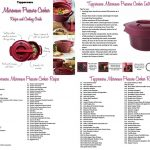 Tupperware Pressure cooker recipes and cooking guide 2018 by TW Consultant  - issuu