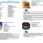 TUPPERWARE Stack Cooker Cake recipes by Tupperware by Jason - issuu