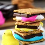 Peeps S'Mores - Easter, Skillet or Microwave - Life's Little Sweets