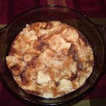 Microwave Bread Pudding Recipe for One | Cupcakes and Cutlery