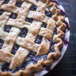 Blueberry Pie with Lattice Crust Recipe - ZoëBakes