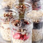 Healthy Overnight Oats (3 Flavours)