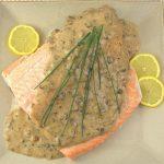 Poached Salmon with Bourbon Cream Sauce – Palatable Pastime Palatable  Pastime