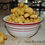 Microwave Caramel Puffcorn in 10 Minutes  