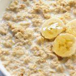 Perfect microwave porridge   Healthy Kids