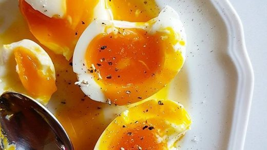 Foolproof Soft-Cooked Eggs
