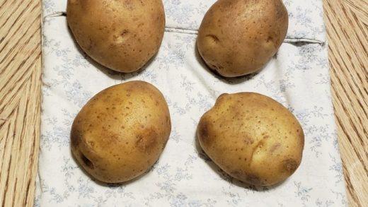 DIY Reusable Microwave Potato Bag FREE Sewing Tutorial