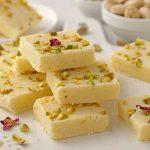 Six Ingredient Microwave Chocolate Burfi (Indian milk sweet) – onesmallpot