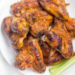 Pressure Cooker Chicken Wings - Sweet, Spicy, Savory - The Foodie Eats