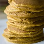 Best Buttermilk Whole Wheat Pumpkin Pancakes