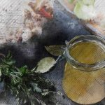 Make Quick Chicken Stock in the Microwave