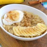 Quinoa Breakfast Bowl - Quick, Simple & Delicious Vegan Breakfast