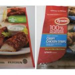 Tyson recalls almost 32 tons of chicken strips after complaints about metal  bits | Food Safety News