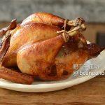 脆皮烤雞雞皮薄如紙肉嫰超多汁Delicious Roasted Chicken ~ My Secret Recipe - 肥丁手工坊