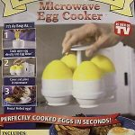 EGG WAVE MICROWAVE COOKER, CADDY, SEPARATOR & RECIPE BOOK INCLUDED KITCHEN  TOOL | eBay