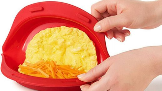 Microwave Silicone Omelet Maker. Microwave Cooking Gadgets Kitchen, Dining  & Bar Home & Garden