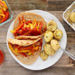 Italian Sausage, Onions and Peppers Skillet (Ready in less than 25 minutes)