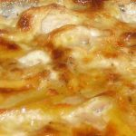 Microwave Scalloped Potatoes
