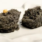 Black Sesame Microwave Sponge Cake and Miso | Molecular Recipes