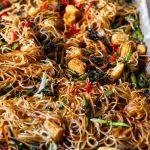 Hong Kong-Style Mixed Cold Noodles
