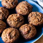 6-Week Raisin Bran Muffins and the Big Brown Bowl - Happy Home Fairy