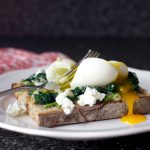 spinach and smashed egg toast – smitten kitchen
