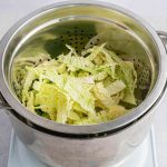 Microwave Risotto with Cabbage – MoCo COOKS