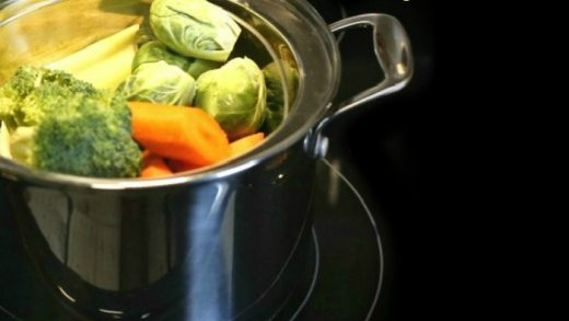 Vegetable Steaming Times - 4 Ways to Steam Veggies - Healthy Cooking