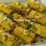 Microwave Khandvi Surali Vadi | Chakali blog