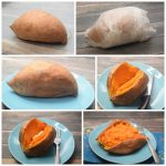 Sweet Potato in the Microwave   Just Microwave It