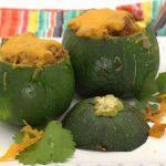 Taco Stuffed 8-Ball Zucchini – Palatable Pastime Palatable Pastime